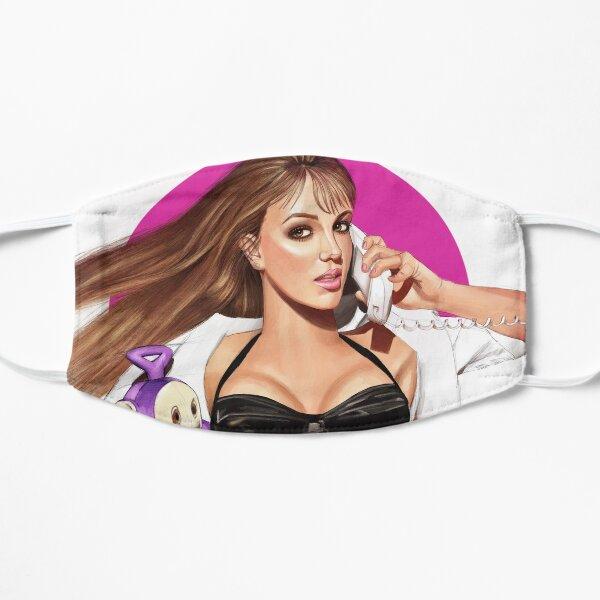 Britney Illustration Spearws Mask