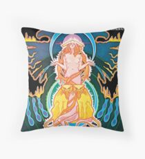 Hawkwind Throw Pillow