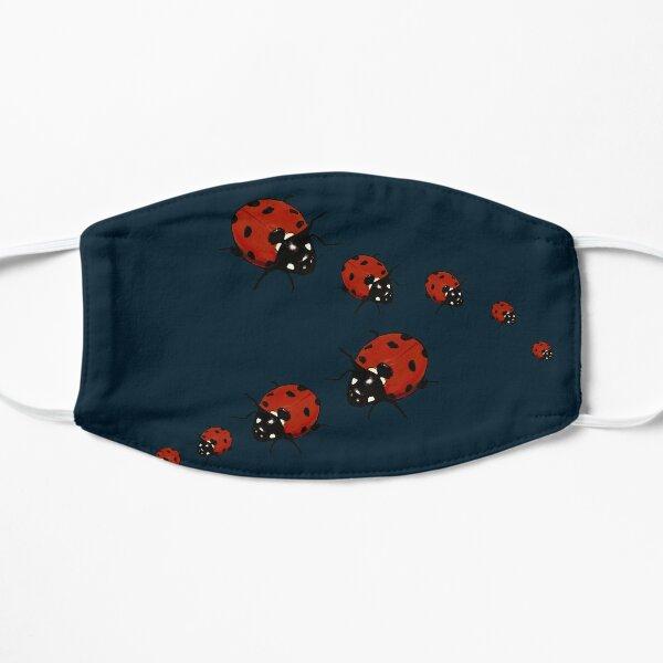 Ladybugs Flat Mask