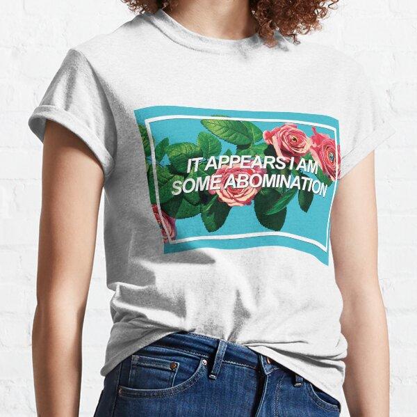 Abomination T-Shirts   Redbubble