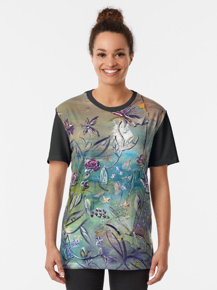 Alternate view of Unmeasurable  Graphic T-Shirt