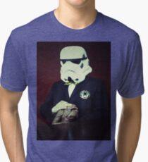 Don Trooper Tri-blend T-Shirt