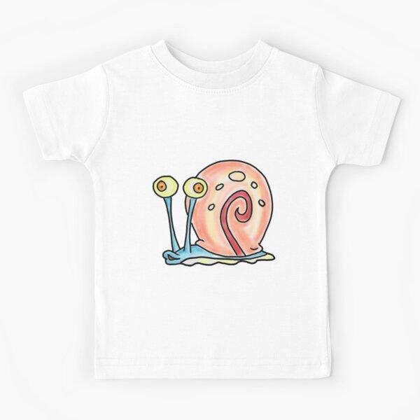 Gary the snail from spongebob Kids T-Shirt