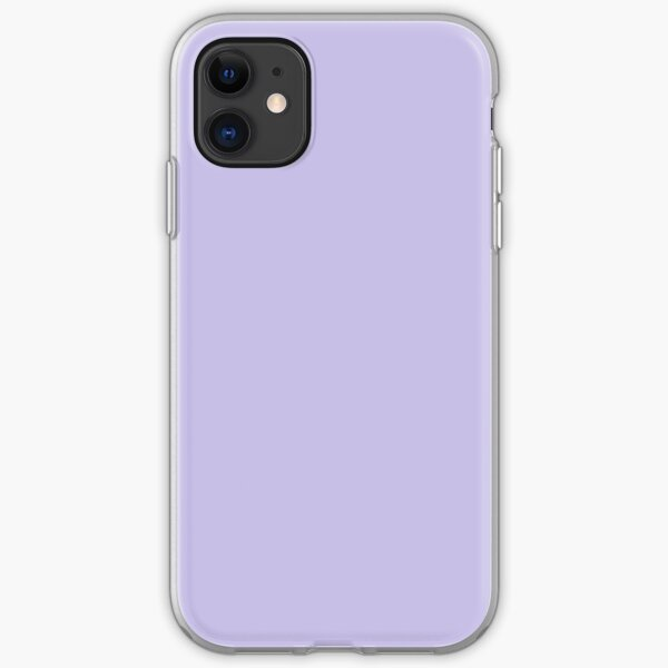 Lavender iPhone Soft Case