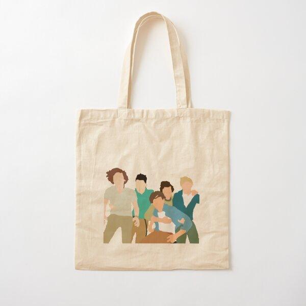 Up All Night One Direction Bolsa de algodón