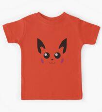 Pichu (Pokemon) Kids Tee