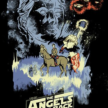 The Angels Strike Back by JKTees