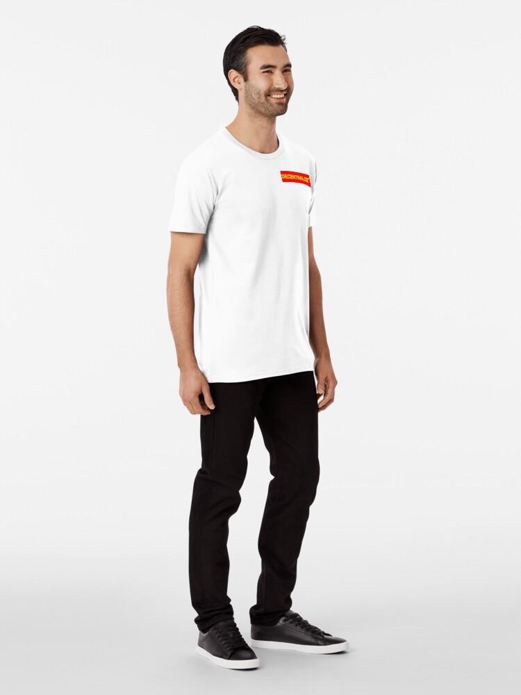 Alternate view of DECENTRALIZE Premium T-Shirt