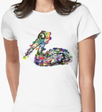 Pelican Womens Fitted T-Shirt