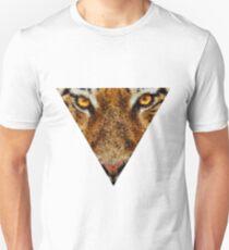 Animal Art - Tiger Unisex T-Shirt