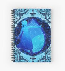 Mirror Gem Spiral Notebook