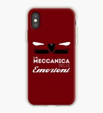 mechanical emotions iPhone Case