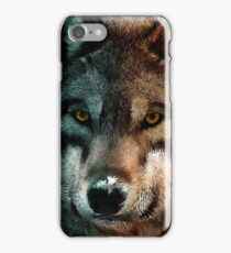 Animal Art - Wolf iPhone Case/Skin