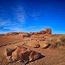 Wupatki - Flagstaff, AZ USA by Edith Reynolds