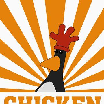 Chicken Propaganda by HamsterJetCar