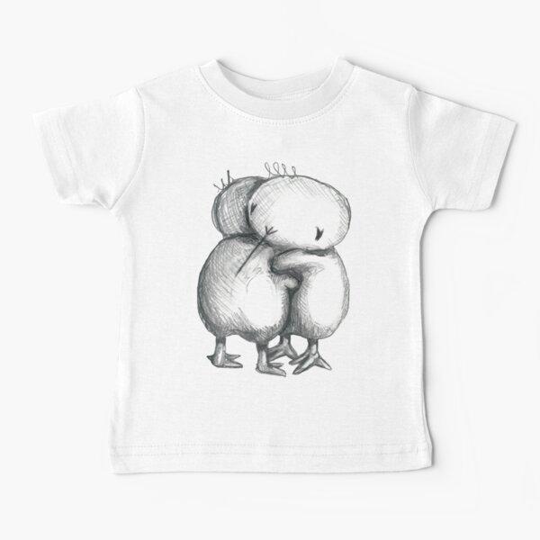 Kwii hug for kids clothes Baby T-Shirt
