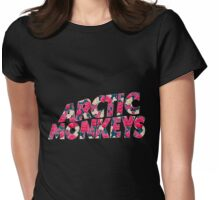 Arctic Monkeys Womens Fitted T-Shirt