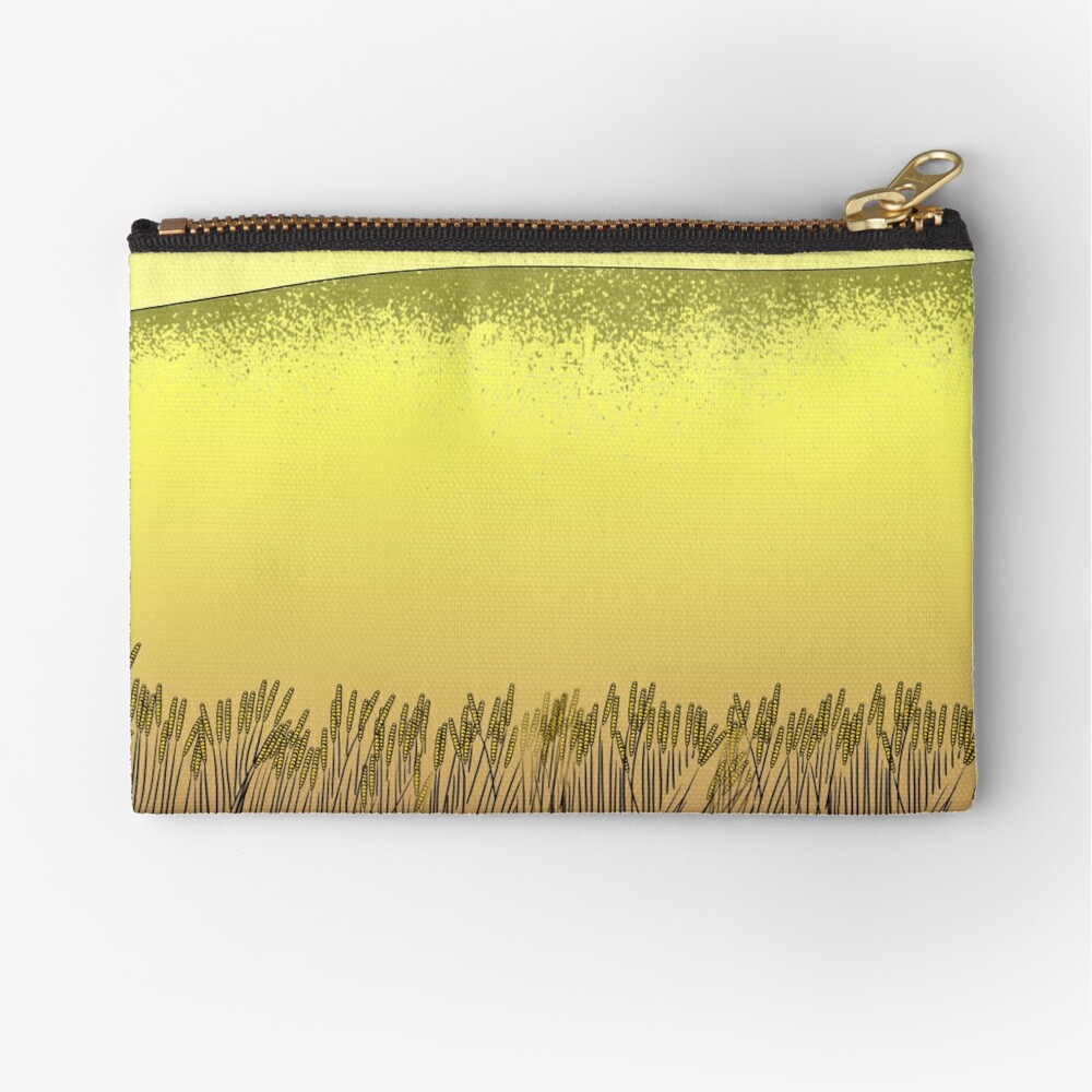 alone or with your friends Zipper Pouch