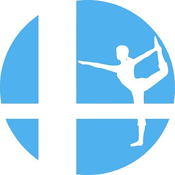 Wii Fit Trainer - Super Smash Bros. by WillOrcas