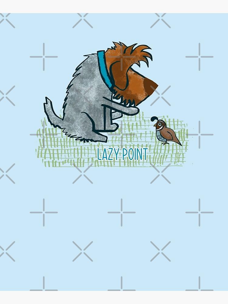 LAZY POINT by boesarts