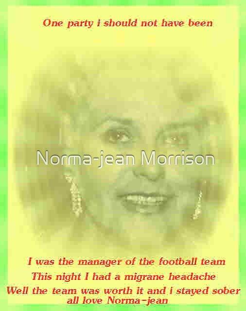 """Norma-jean"" by Norma-jean Morrison"