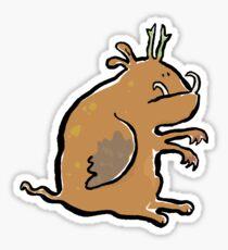 wolpertinger Sticker