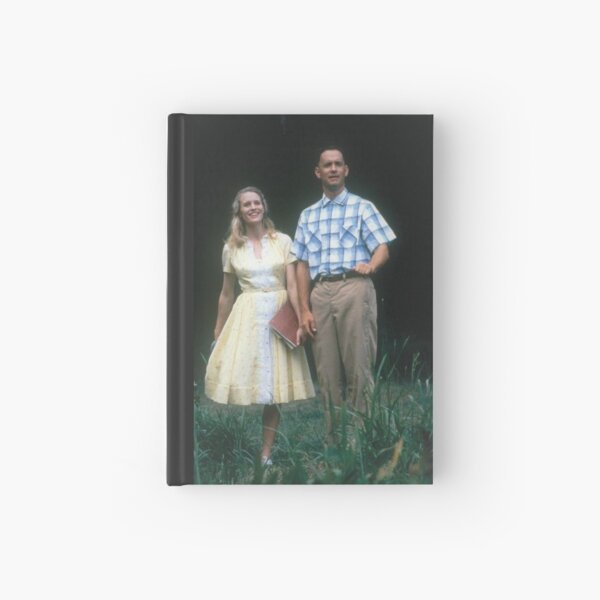 Forrest Gump Hardcover Journal