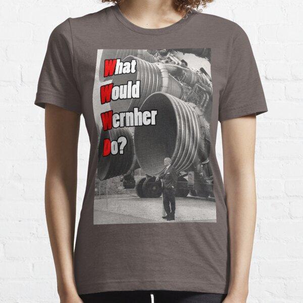 und später eingebürgert Essential T-Shirt