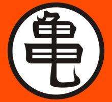 Goku's Symbol - Back | Unisex T-Shirt