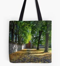 First signs of Autumn in Belgium - Sept 15, 2013 Tote Bag