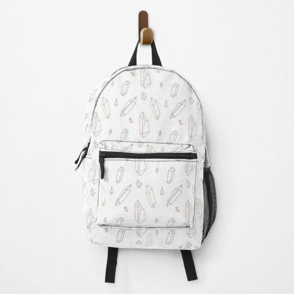 Abstract Crystals  Backpack