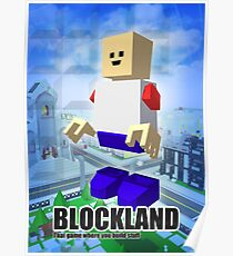 Blockland Poster Poster