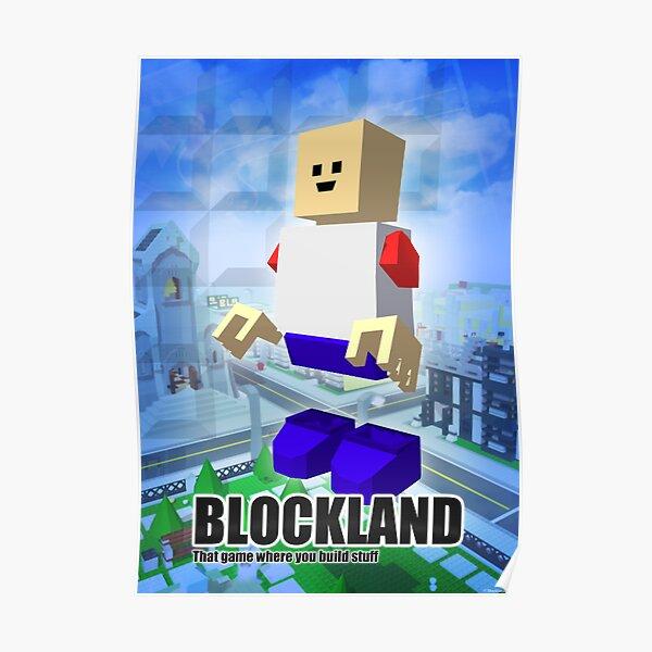 Affiche de Blockland Poster