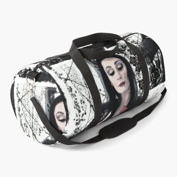 Morticia Addams Horror family  Duffle Bag