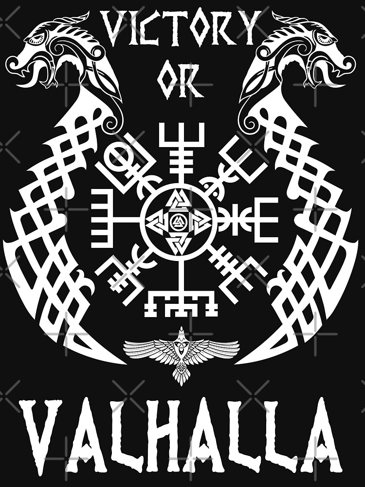 Victory or Valhalla Viking by Bommer20