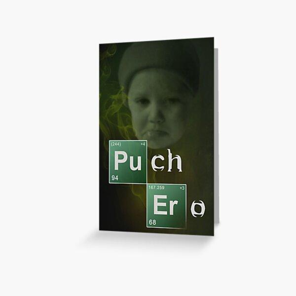 Puchero BeBe Greeting Card