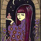 Deadly Nightshade by Anita Inverarity