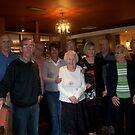 Meeting with Lynda Robinson by GEORGE SANDERSON