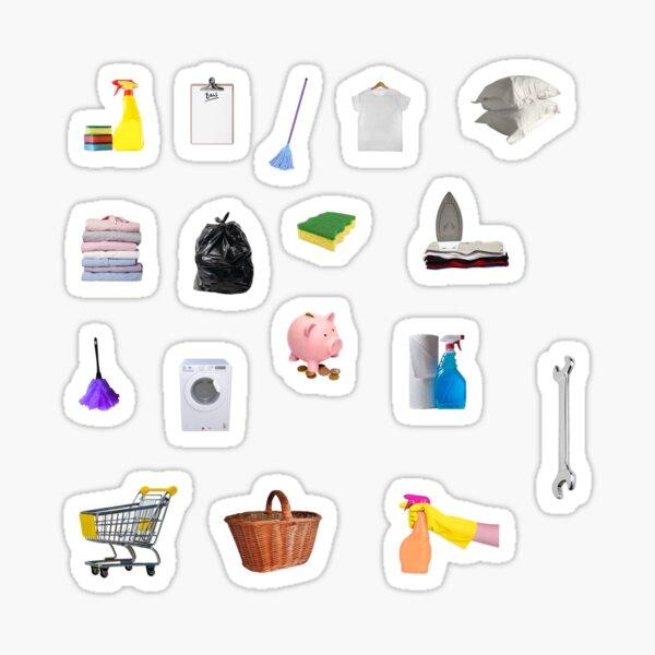 Housework Chores Sticker