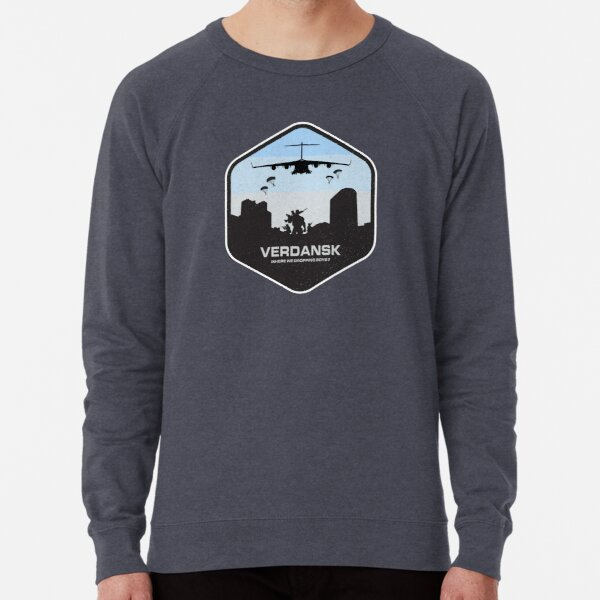 Verdansk Warzone Battle Royale Lightweight Sweatshirt