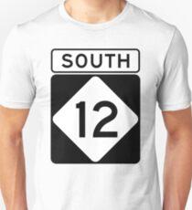 NC 12 - SOUTH Unisex T-Shirt