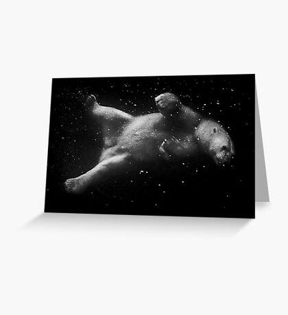 Polar Bear Dream Greeting Card