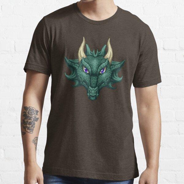 Card Dragon Closeup Essential T-Shirt