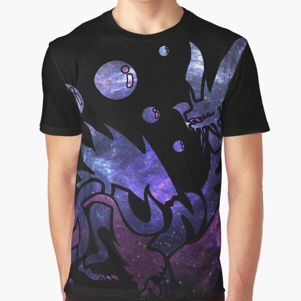 Monster Hunter World - Mizutsune (Galaxy Design) Graphic T-Shirt