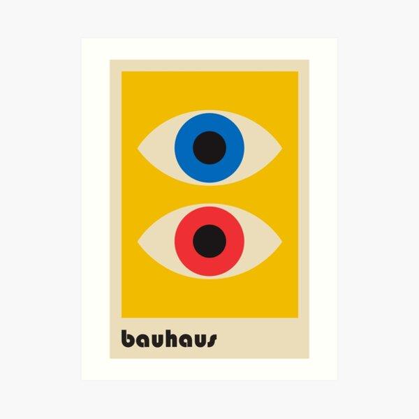 Bauhaus #6 Art Print