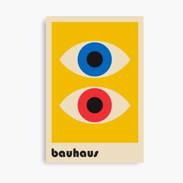 Bauhaus #6 Canvas Print