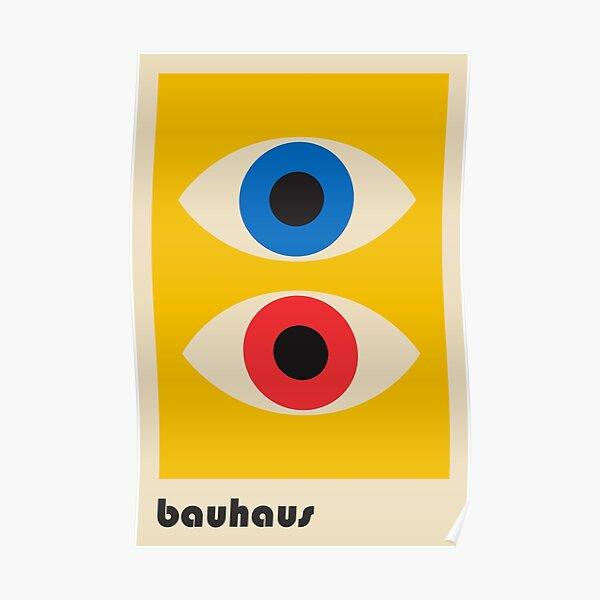 Bauhaus #6 Poster