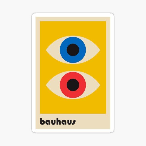 Bauhaus #6 Sticker
