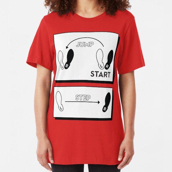 Time Warp Chart Slim Fit T-Shirt