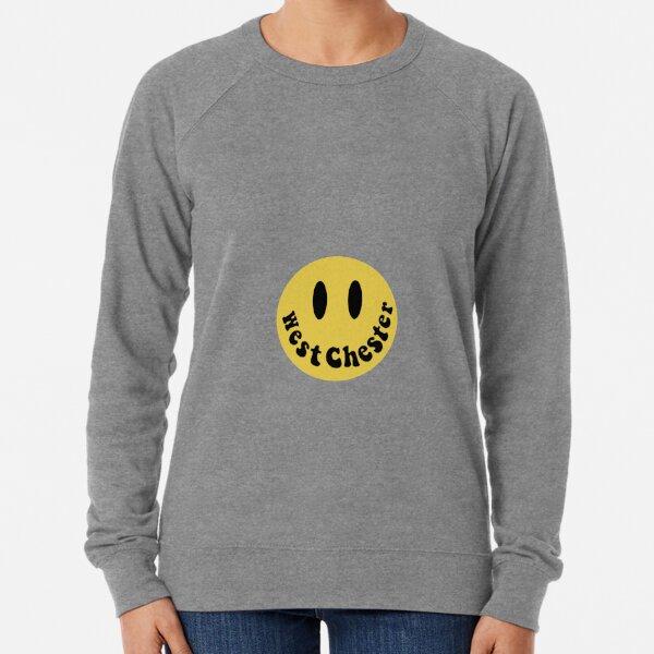West Chester Smile Lightweight Sweatshirt
